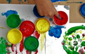 Art Therapy Interventions for Traumatized Children