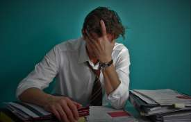 Relieving Stress in a Chaotic Working Environment