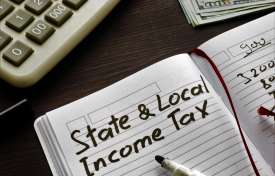 State and Local Tax (SALT) Deduction Limits Under Tax Reform