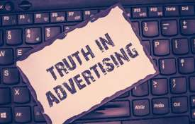 Damage Guidelines for False Advertisement Claims