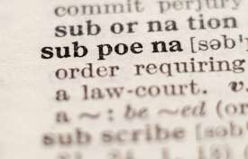 FRCP 37 and FRCP 45: How Subpoenas are Enforced