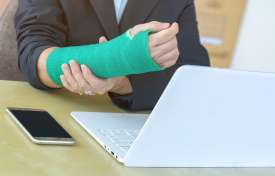 Work Injuries in the Health Care Field