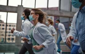 Pandemic Exercise Drill for Hospitals: Preventing Flu Pandemic Pandemonium