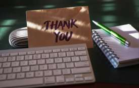Mom was Right and Miss Manners had Your Back:Different and Effective Ways to Say Thank You to Your Customers