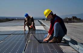 Solar Photovoltaics: How Do You Get This Stuff on Your Roof Anyway?