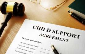 Withholding Child and Spousal Support