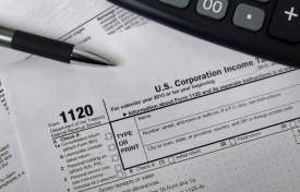 Form 1120: Reporting Corporate Income Taxes