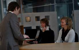 Create an Effective Front Desk Operation