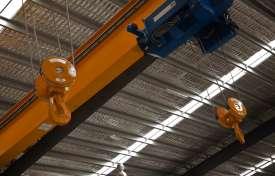 Overhead Crane Building Design Considerations