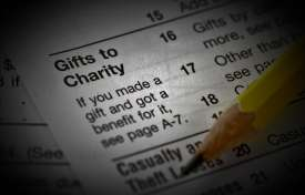 Tax Treatment of Charitable Fundraising