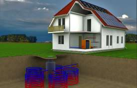 Geothermal Heating and Cooling Technology from the Ground Up