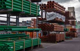 Pipe Material Considerations in Infrastructure Design