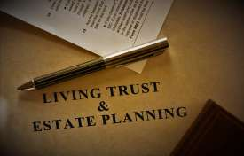 Current Issues in Revocable Living Trusts