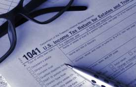 Preparing An Accurate Form 1041