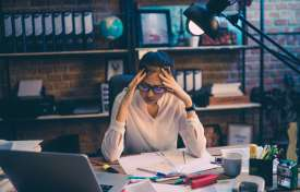 Managing Stress When You Are Overworked and Overwhelmed