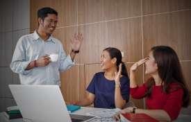 Enabling Employees by Rewarding Negative Behaviors