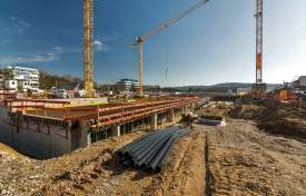 Hidden Infrastructure Development and Maintenance