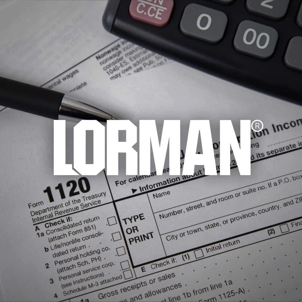 Form 1120 Reporting Corporate Income Taxes Ondemand Webinar
