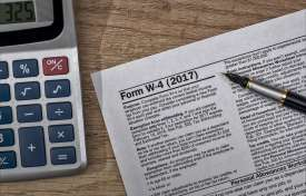 Federal Requirements for Withholding for Ordinary Garnishment and Support